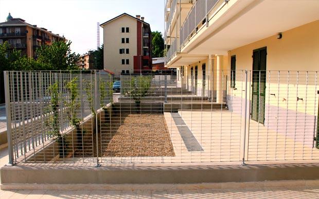 Appartamenti valleggia nuove costruzioni for 2 box auto con kit di appartamenti